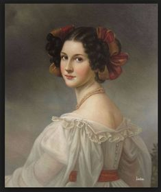 Old Paintings, Beautiful Paintings, Female Portrait, Portrait Art, Tableaux Vivants, Old Portraits, Historical Art, Classical Art, Oeuvre D'art