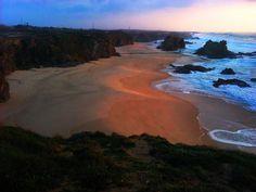 Praia da Samoqueira - Porto Covo - Portugal