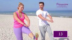 Trening na szczupłe uda i pośladki