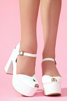 wildfox x jeffrey campbell just bought them for my birthday <3