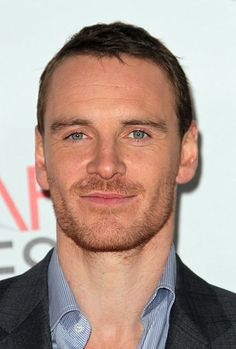 Happy birthday, Michael Fassbender!
