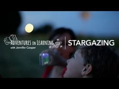 ▶ Stargazing with Kids | Adventures in Learning | PBS Parents - YouTube