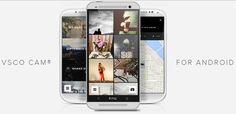 VSCO Cam Android disponibile sul Play Store.
