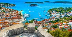 If You're Looking For True Luxury In Croatia, Hvar Is The Best Island Croatian Islands, Hotels, Parks, Explore Travel, Island Life, Places To Travel, City Photo, Tourism, Turismo