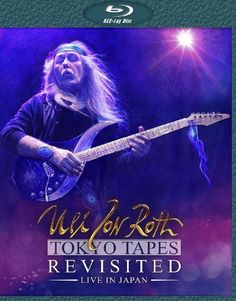 Music videos: Uli Jon Roth - Tokyo Tapes Revisited: Live in Japa...