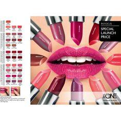 The ONE 5-in-1 Colour Stylist Lipstick - Ori Club Wellness LTD