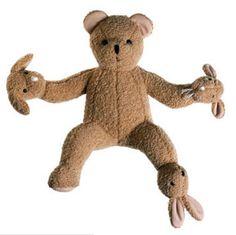 Philippe Starck Teddy Bear Band