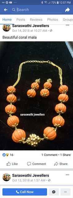 Beaded Jewellery, Bead Jewelry, Diamond Jewelry, Jewelry Design, India Jewelry, Pearl Chain, Corals, Trendy Jewelry, Emeralds