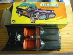 Batmobile by Mego Toy in Original Box Awsome | eBay