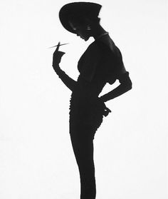 Jean Patchett, photo by Irving Penn, Vogue 1949