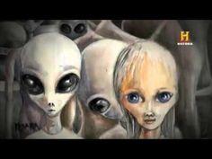 Alienigenas Ancestrales Los grises