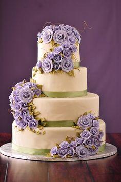 Gâteau de mariage: 20 idées magnifiques pour votre jour inoubliable