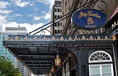 Reopening of the Ritz Carlton Montreal, via Flickr.