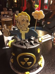 Cake my wife got me for my birthday. Cake...cake never changes.