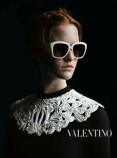 Valentino V664S V LOGO Sunglasses  http://eye-candy.co/collections/valentino-sunglasses/products/v664s-v-logo http://pict.com/p/CFP