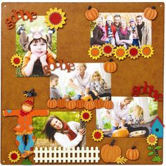 Display your favorite fall photos with Embellish Your Story. Sweet Tooth Candy & Gift Co. Tulsa, OK  www.sweettoothtulsa.com 918-712-8785