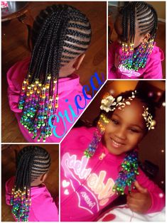 for kids braided hairstyles black kids braided hairstyles black kids Toddler Braids, Braids For Kids, Girls Braids, Toddler Hair, Kid Braids, Braids For Black Kids, Twist Braids, Black Little Girl Hairstyles, Baby Girl Hairstyles