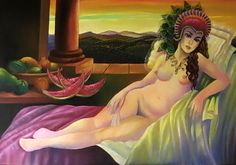 Julio Visquerra - Desnudo - Honduras Art - Artwork Details