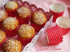 muffins al cocco e granella