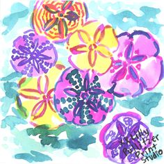 If we had a (sand) dollar for every time... #Lilly5x5