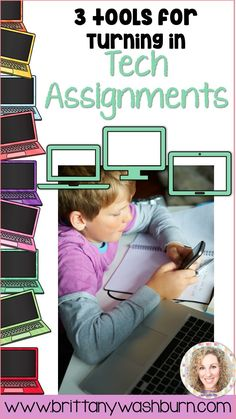 3 Tools for Turning in Technology Assignments That Will Make Your Life Easier Computer Lab Lessons, Computer Lab Classroom, Computer Class, Technology Lessons, Education Middle School, Elementary Schools, Physical Education Games, Health Education, Fifth Grade