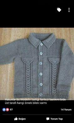 Baby Boy Knitting Patterns, Sleeveless Cardigan, Frocks, Mens Fashion, Tiana, Crochet, Sweaters, Jackets, Stuff To Buy