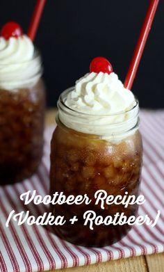 Thirsty Thursday: Vootbeer (Vodka + Rootbeer) - The Dallas Socials