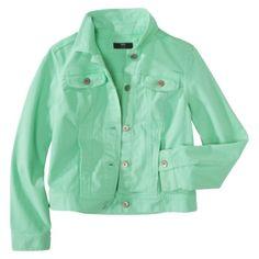 Mossimo Womens Denim Jacket - Assorted Colors target.com