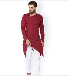 Latest Native Styles For Men 2018 Mens Indian Wear, Indian Groom Wear, Indian Men Fashion, Mens Fashion Blog, Male Fashion, Latest Kurta Designs, Mens Kurta Designs, Designer Kurtis, Creative Black Tie