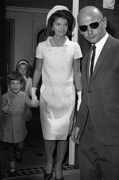 """""""Class"""" in its most perfect form....  Jacqueline Kennedy Onassis....  She was the epitome of a elegant lady and style and grace. Most women could take lessons."""