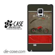 Ducati In Classic Motorcycle DEAL-3747 Samsung Phonecase Cover For Samsung Galaxy Note Edge