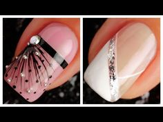 Easy And Cute Nail Art Design 2019 ❤️💅 Compilation | Simple Nails Art Ideas Compilation #98 - YouTube