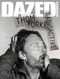 Thom Yorke for Dazed & Confused Magazine 2013