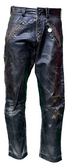 1950 Large Pants Mens Motorcycle Biker Harley by TopangaHiddenT
