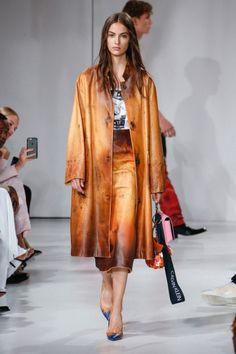 88f90338f23e4 Camille Hurel for Calvin Klein Spring 2018 Calvin Klein Women