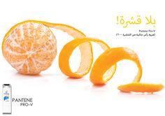 Pantine Anti Dandruff shampoo_Billboards Arabic on Behance