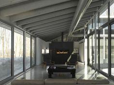 Bromont House / Paul Bernier Architecte