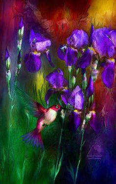 Jewels Of Summer ~ Carol Cavalaris