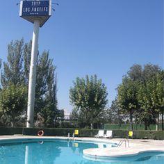 TRYP MADRID-GETAFE LOS ÁNGELES / 4**** http://www.bookstyle.net/en/madrid-style/hotels-with-style/tryp-madrid-getafe-los-angeles/29/0/66909