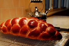 Sourdough Challah, my two favorite breads combined to make bread heaven!