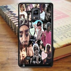 Fall Out Boy Collage Art Samsung Galaxy Note 3 Case
