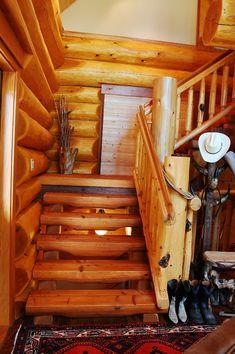 Full Scribe - #log homes