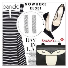 """""""Happy Look"""" by lucky-1990 ❤ liked on Polyvore featuring Balmain and ban.do"""