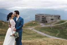 Make your dream come true at 2112 meters! Thanks to for the incredible 📸 . Montana, Dream Come True, Alps, Switzerland, Dreaming Of You, Marie, Wedding Day, The Incredibles, Wedding Dresses