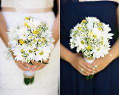 daisy wedding bouquet - Google Search
