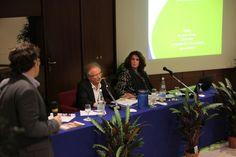 Gilles Caille and Valerie Dequen, rispettivamente Presidente Onorario e Geeral Manager di UNIBAL