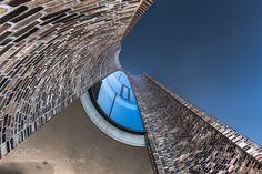 Fjordenhus Vejle Denmark by Elstrup Vejle, Studio Olafur Eliasson, City Architecture, Stony, Denmark, Kayaking, In The Heights, World, Building