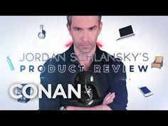 Conan Associate Producer Jordan Schlansky Reviews a Darth Vader Replica Helmet