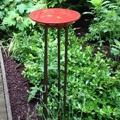 Image detail for How to Make Your Own Copper Pipe Garden