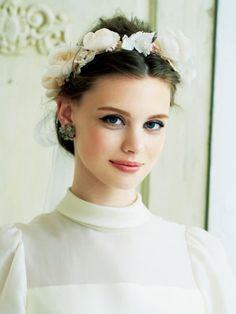 Fresh Face Bridal Look